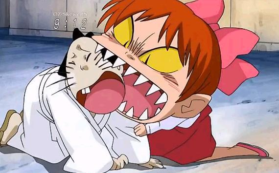 ネコ娘とゲゲゲの鬼太郎_21fc2>1本 YouTube動画>2本 ->画像>581枚